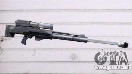 Renegade ramjet rifle for GTA San Andreas