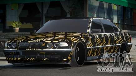 1999 BMW 760Li E38 Drift PJ8 for GTA 4