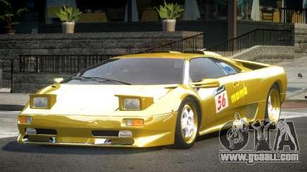 Lamborghini Diablo GS L4 for GTA 4