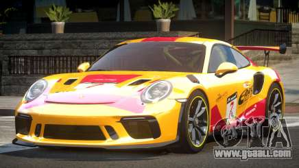 2018 Porsche 911 GT3 L2 for GTA 4