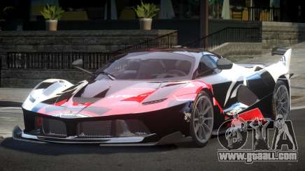 Ferrari FXX ES L9 for GTA 4