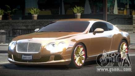 Bentley Continental GT Drift for GTA 4