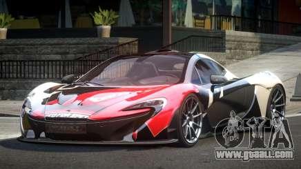 McLaren P1 ES L10 for GTA 4