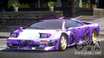 Lamborghini Diablo GS L9 for GTA 4
