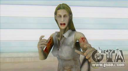 Zombies From RE Outbreak And Chronicles V15 for GTA San Andreas