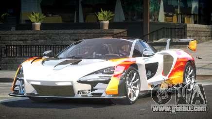 McLaren Senna R-Tuned L6 for GTA 4