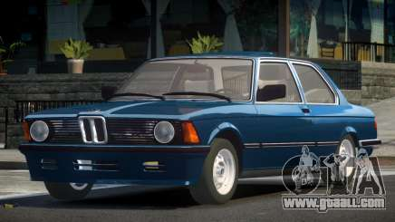 1980 BMW M3 E21 for GTA 4
