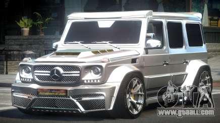 Mercedes Benz G7 E-Style for GTA 4