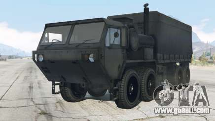 Oshkosh Hemtt (M977) for GTA 5