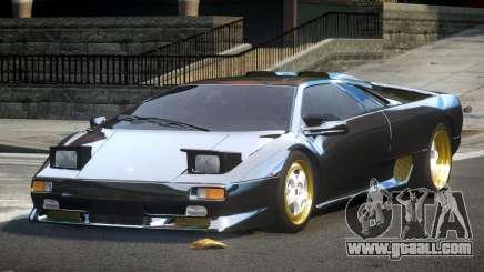 Lamborghini Diablo GS for GTA 4