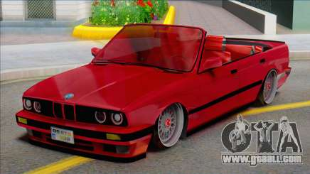 BMW E30 - Cabrio (ETB Lojistik) for GTA San Andreas