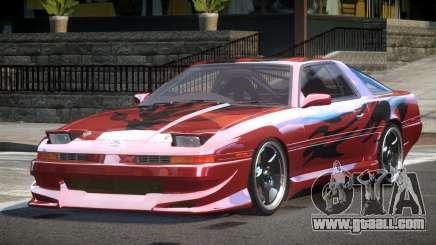 Toyota Supra GS Drift L1 for GTA 4