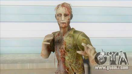 Zombies From RE Outbreak And Chronicles V18 for GTA San Andreas