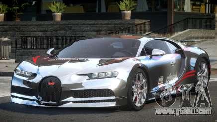 Bugatti Chiron ES L5 for GTA 4