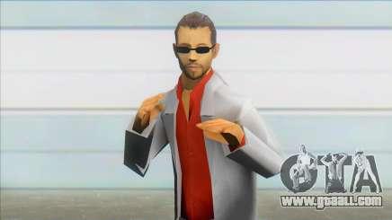 Japanase Yakuza (suzie) for GTA San Andreas
