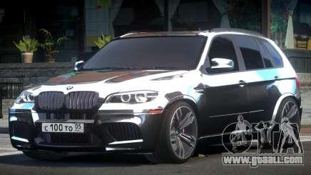 BMW X5M ES for GTA 4