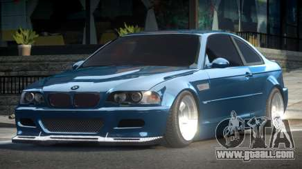 BMW M3 E46 BS Drift for GTA 4