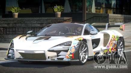 McLaren Senna R-Tuned L2 for GTA 4
