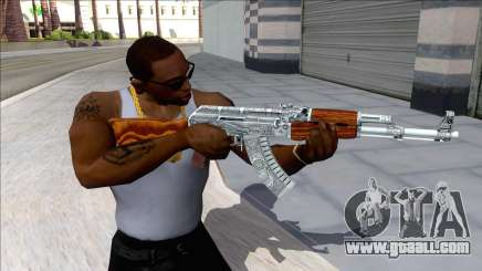 CSGO AK-47 Cartel for GTA San Andreas