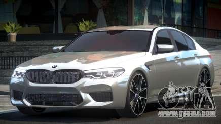 BMW M5 F90 ES for GTA 4