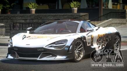 McLaren 720S GT L3 for GTA 4