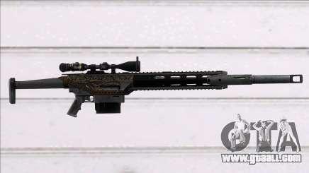 Zen Meteor Anti-Material Sniper for GTA San Andreas