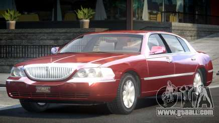 Lincoln Town Car SE for GTA 4