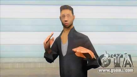 Japanase Yakuza (omyri) for GTA San Andreas