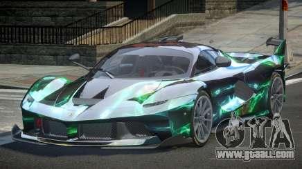 Ferrari FXX ES L7 for GTA 4