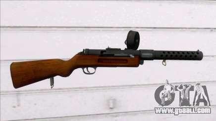 Screaming Steel MP-18 for GTA San Andreas