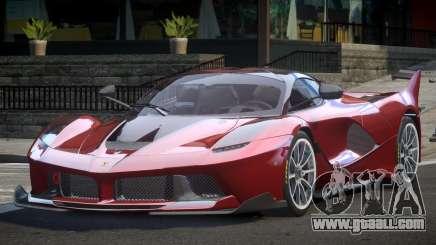 Ferrari FXX ES for GTA 4