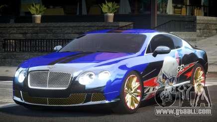 Bentley Continental GT Drift L1 for GTA 4