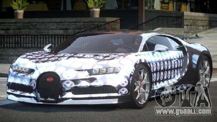 Bugatti Chiron ES L10 for GTA 4