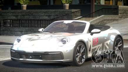 Porsche 911 (992) GST L8 for GTA 4