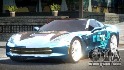 Chevrolet Corvette Z51 GT L7 for GTA 4