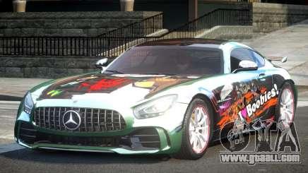Mercedes-Benz AMG GT L1 for GTA 4