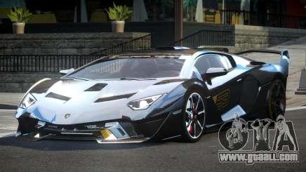 Lamborghini SC18 Alston GT for GTA 4