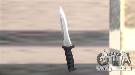 Resident Evil 4 leon knife for GTA San Andreas