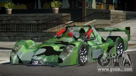 Radical SR3 Racing PJ5 for GTA 4