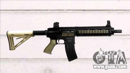 HK-416 Assault Carbine for GTA San Andreas