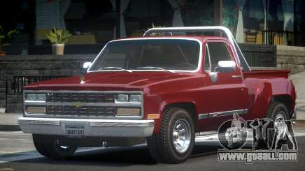 1987 Chevrolet CK 1500 for GTA 4