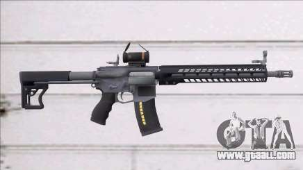 TEW-2 Assault Rifle for GTA San Andreas