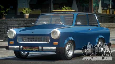 Trabant 601 Old for GTA 4
