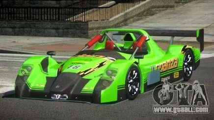 Radical SR3 Racing PJ4 for GTA 4