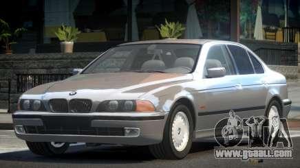 1998 BMW M5 E39 for GTA 4