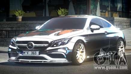 Mercedes Benz C63S GST for GTA 4