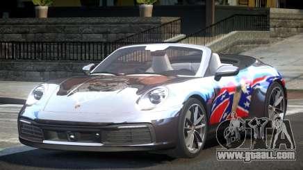 Porsche 911 (992) GST L10 for GTA 4