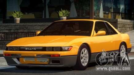 1990 Nissan Silvia S13 for GTA 4