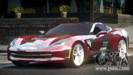 Chevrolet Corvette Z51 GT L3 for GTA 4