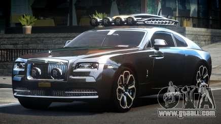 Rolls-Royce Wraith PSI for GTA 4